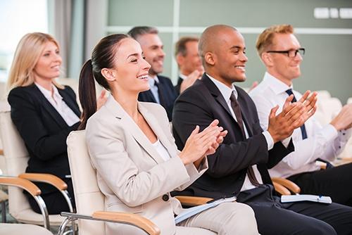 applause for speaker-blog