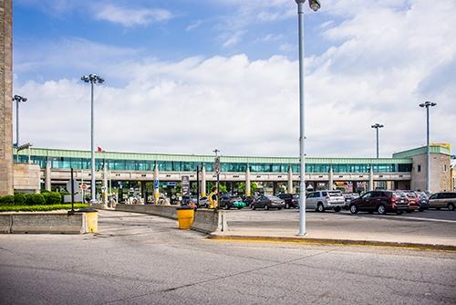 border crossing blog