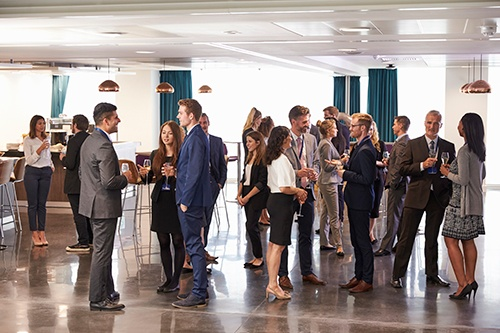 conference networking-blog