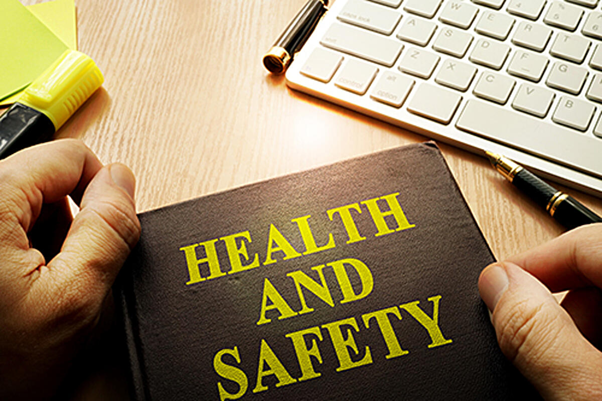 health and safety-blog