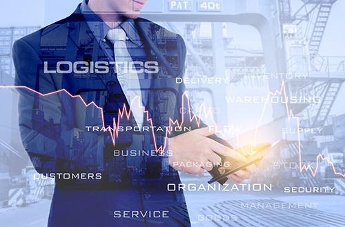 logistics business man-blog