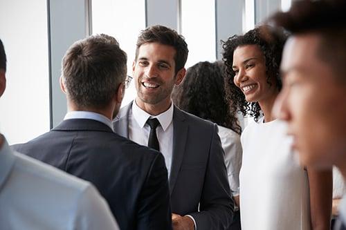 networking professionals-blog