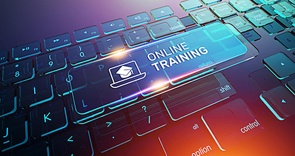 Live Virtual Training Opportunities Available Through December