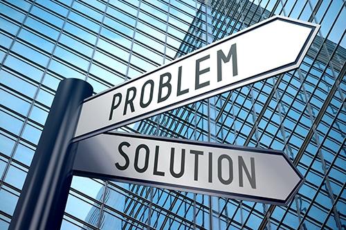 problem solution-blog