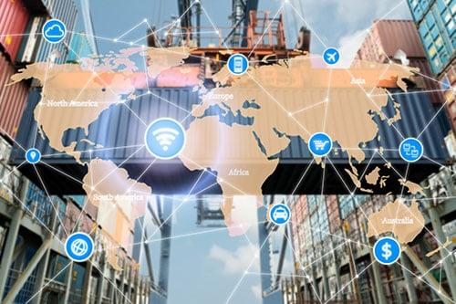 smart technology logistics - blog
