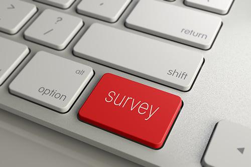 survey keyboard - blog