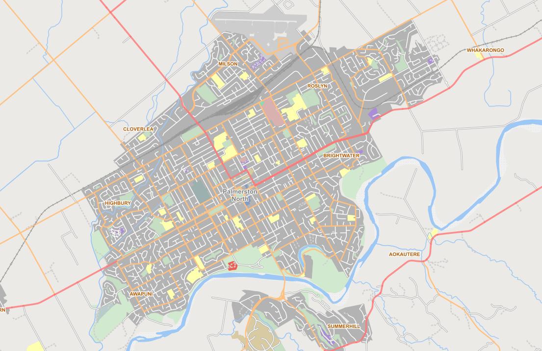 Advanced GIS analysis