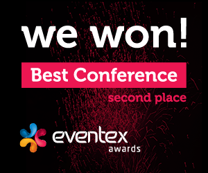 Eventex_Winners_Best_Conference_2015