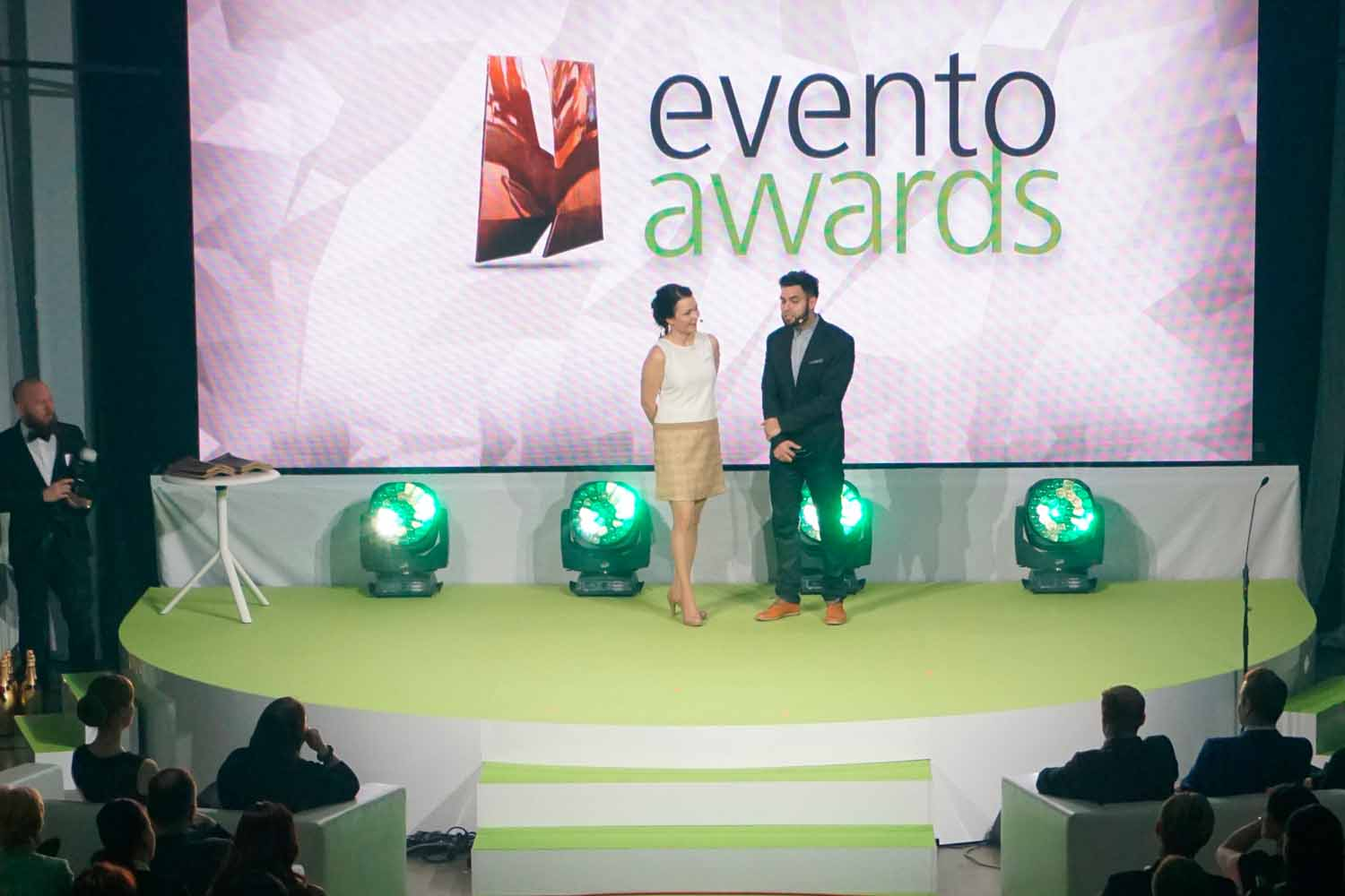 Referenssi / Evento Awards gaala