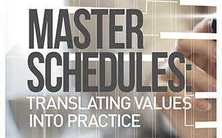 Master Schedules: Translating Values Into Practice