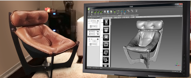 The Possibilities Of 3d Scanning And Inspection