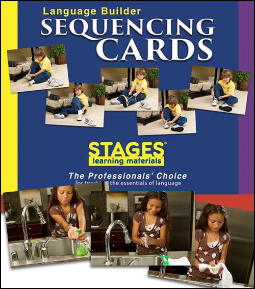 Pre-Order Language Builder Sequencing Cards