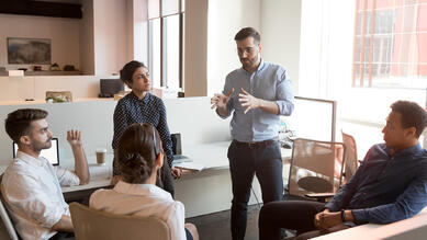 Basic Information Technology Training For Your Team: 6 Things to Cover