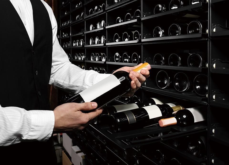 ソムリエ厳選のワインをネットでご購入いたける「ラ・カーヴ・ド・リーガ オンライン」