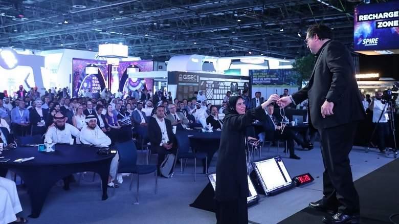 GISEC 2019 - Dubai - USB Ninja