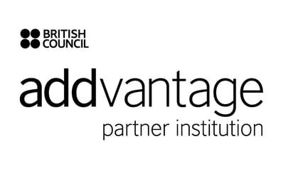 British Council_Addvantage_Partner Institution logo