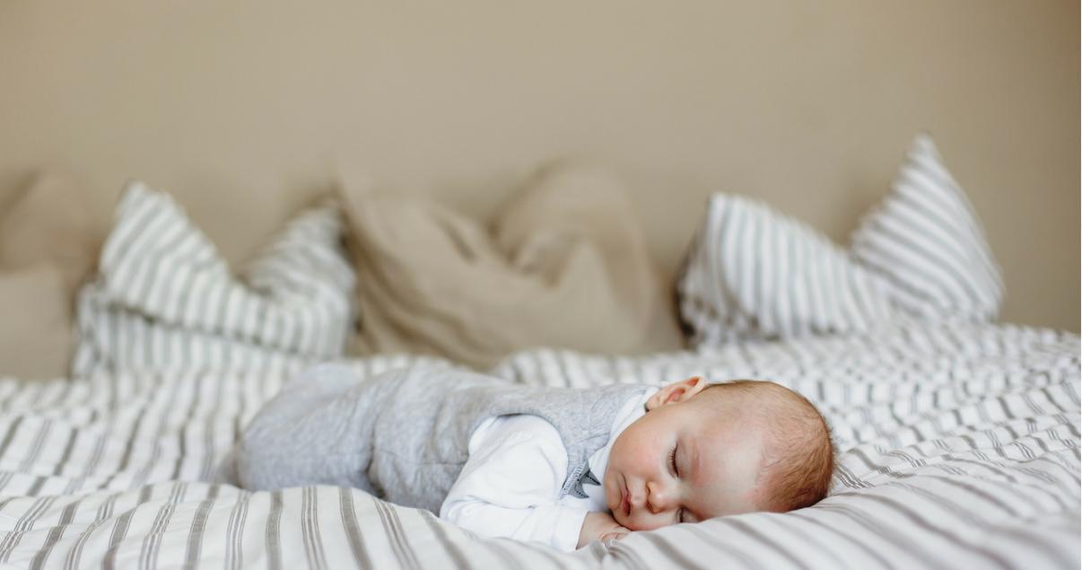 Cuidar Bebé que duerme