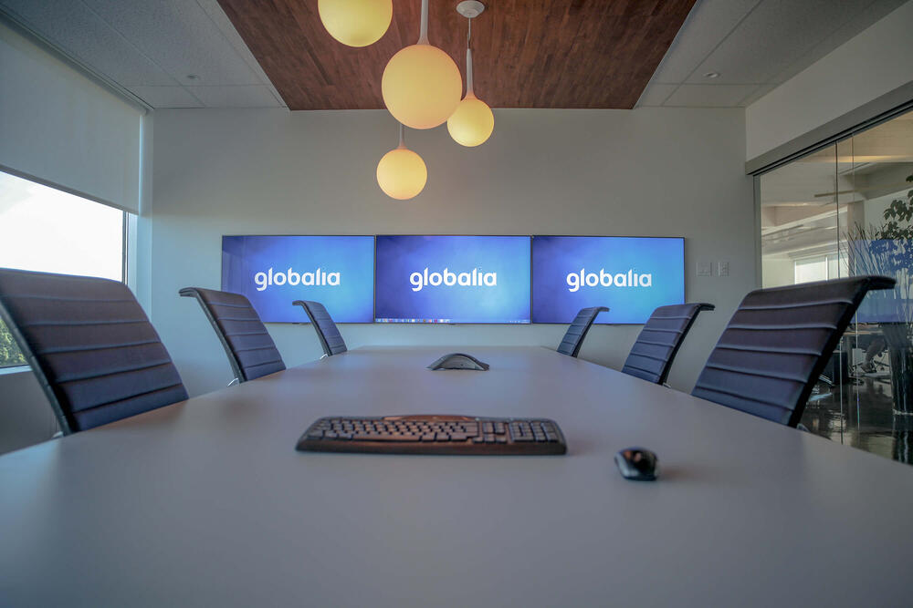E-business - bureaux globalia