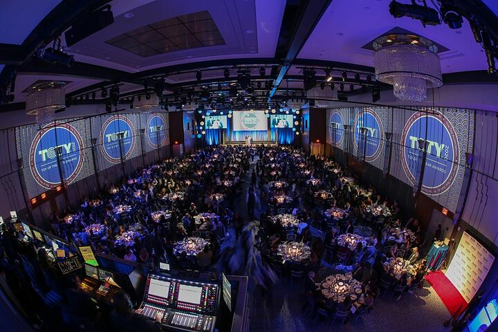 Why the events industry will be back -- and stronger than ever.