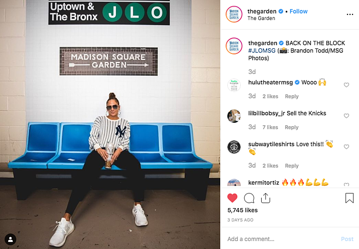 How Team SEQ Handled a Surprise Day 3 of the Jennifer Lopez Concert at Madison Square Garden