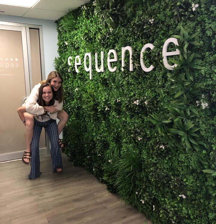 A Sequence Summer Internship