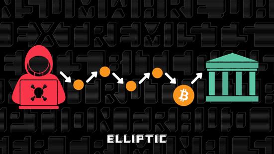 bitcoin transaction hops