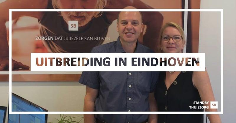 Uitbreiding van Standby thuiszorg in Eindhoven
