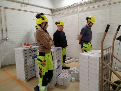 Hyria kouluttaa rakennusalan ammattilaisia hyvään pölynhallintaan-1