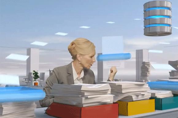 La gestion électronique de documents (GED) par DocuWare