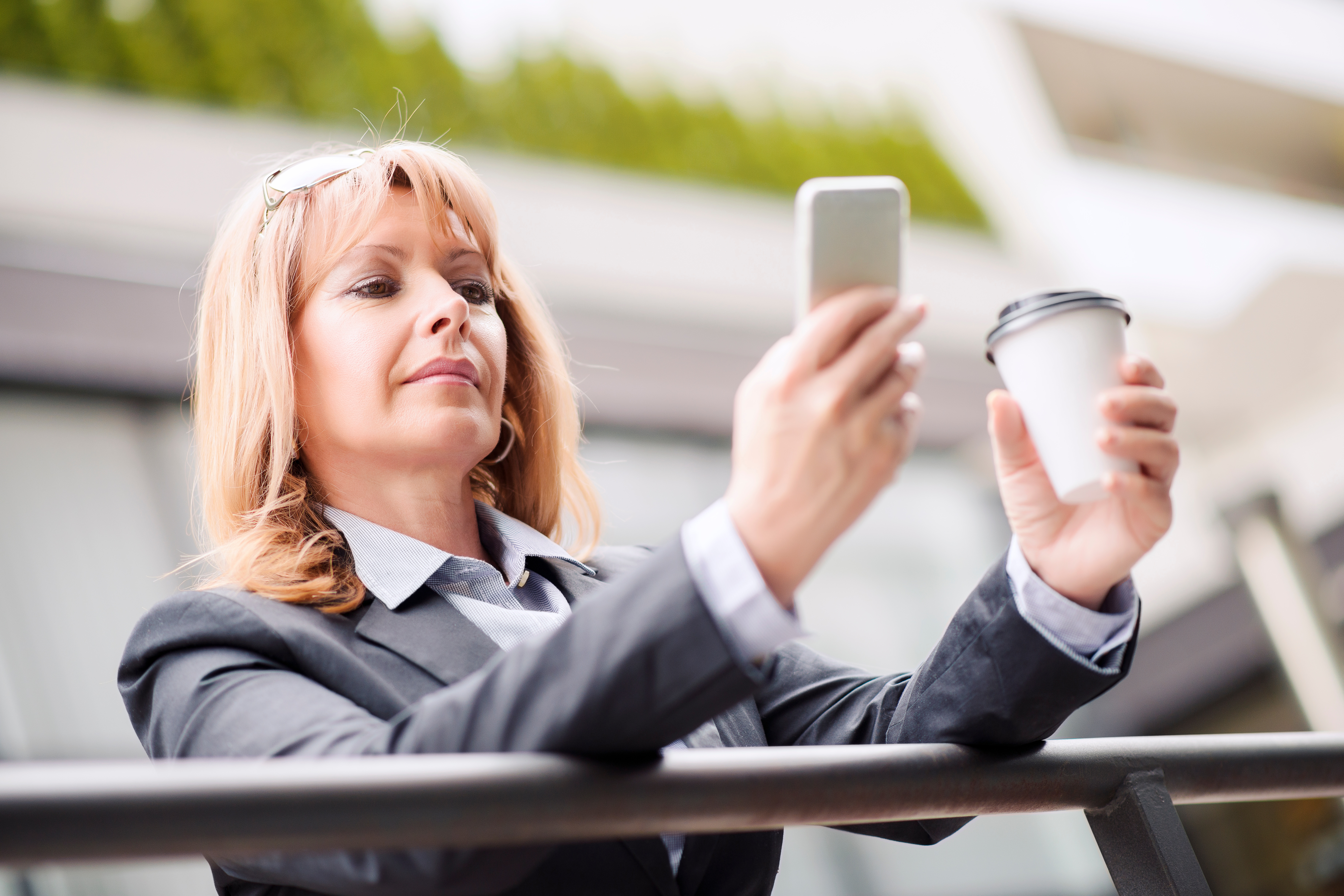 Smartphone: Staedy Companion