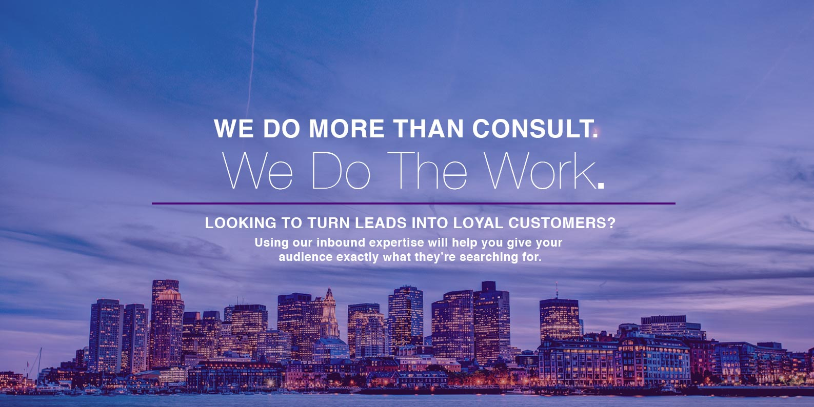 Responsive Inbound Marketing, Boston Inbound Marketing Agency