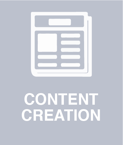 content creation, inbound marketing services
