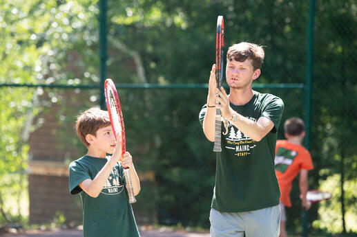 Camp North Star Tennis
