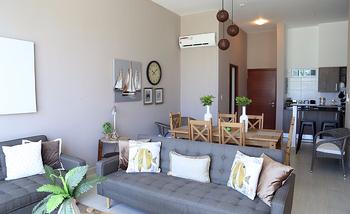 Tu estilo, tu decisión: ¡disfruta tu apartamento amoblado en PlayaBlanca!
