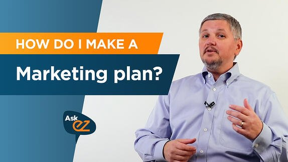 How do I make a marketing plan? - Ask EZ