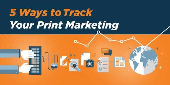 5 Ways to Track Your Print Marketing