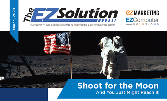 The EZSolution March 2020 Newsletter