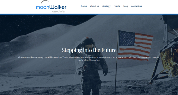 EZMarketing Develops Website for moonWalker Associates