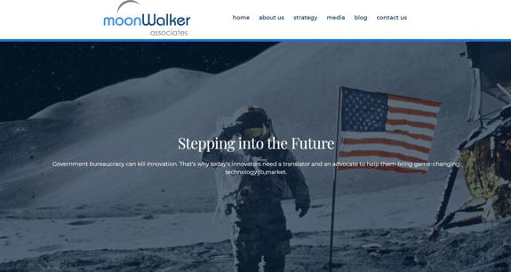 EZMarketing Develops Website for moonWalker Associates