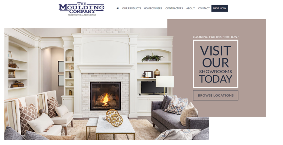 EZMarketing Develops New Website for The Moulding Company