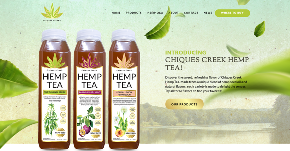 EZMarketing Designs & Develops New Website for Chiques Creek