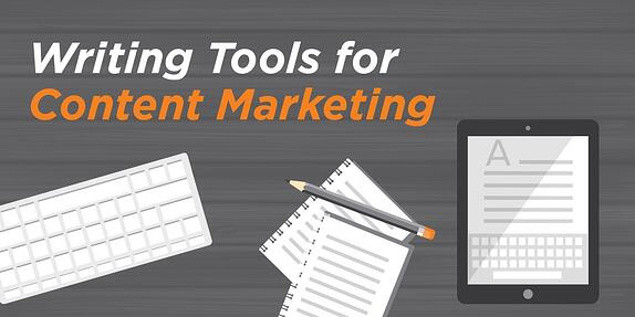 Top 10 Writing Tools for Content Marketing You Need to Know