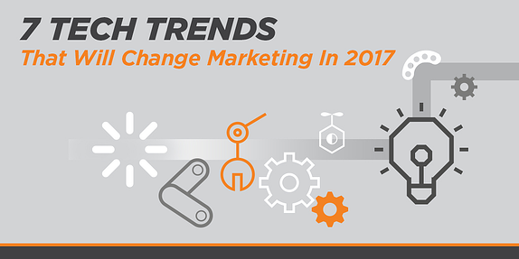 7 Tech Trends That Will Change Marketing In 2017