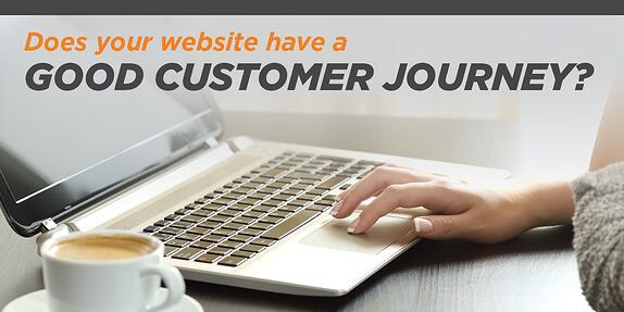 Does Your Website Have a Solid Customer Journey?