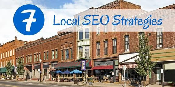 7 Local SEO Strategies