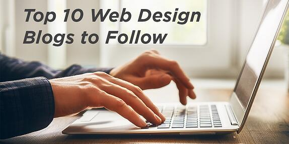 Top 10 Web Design Blogs to Follow