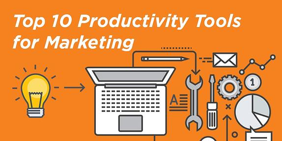 Top 10 Productivity Tools for Marketing