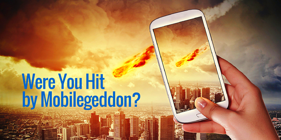 How To Tell If Your Website Was Hit By Mobilegeddon