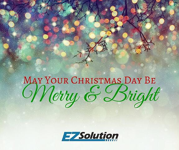EZSolution Wishes You a Very Happy Holiday Season!