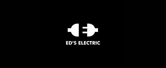 Eds Electric logo by Josiah Jost